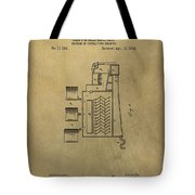 Process Of Extracting Bromine Patent Tote Bag