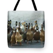 Professional Ducks 2 Tote Bag