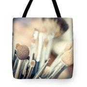 Professional Makeup Brush Tote Bag