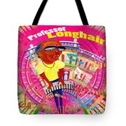 Professor Longhair Tote Bag