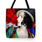 Profile Of Penelope Tote Bag