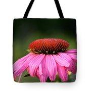 Profiling Echinacea Tote Bag