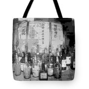 Prohibition Art Tote Bag by Daniel Hagerman
