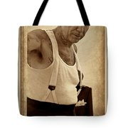 Prohibition Era Tote Bag