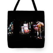 Projection - Body 1 Tote Bag