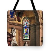 Projections Of Faith Tote Bag