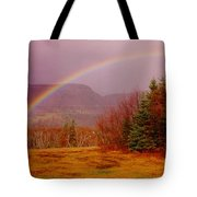 Promise And Hope Cape Breton Tote Bag