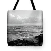 Promontory La Jolla Ca Tote Bag