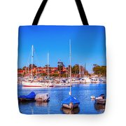 Promontory Point - Newport Beach Tote Bag