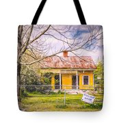 Promoting The Obvious - Paint Sketch Tote Bag