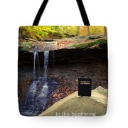 Proof Of God's Existence Tote Bag