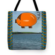 Proof That Pigs Can Fly Tote Bag