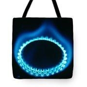 Propane Burner Tote Bag