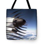 Propeller Movement Tote Bag