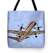 Propelling On In By Diana Sainz Tote Bag