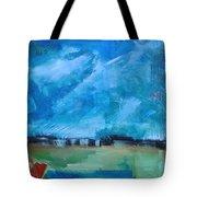 Prophesy Tote Bag