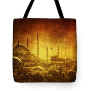 Prophetic Past Tote Bag