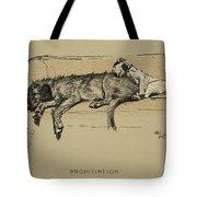 Propitation, 1930, 1st Edition Tote Bag