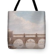 Proposed Design For A Bridge Tote Bag