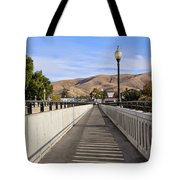 Prosser - Going To Town Tote Bag