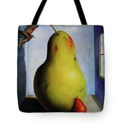 Protecting Baby 5 Tote Bag by Leah Saulnier The Painting Maniac