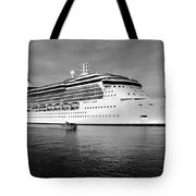 Protecting The Jewels Tote Bag