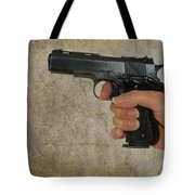Protecting Your Home Tote Bag by Charles Beeler