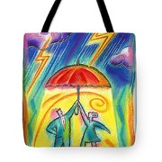 Protection Tote Bag