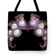 Protective Heart Tote Bag