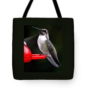 Proud Anna On Feeder Tote Bag