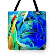Proud Face Tote Bag