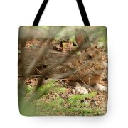 Proud Hare Tote Bag