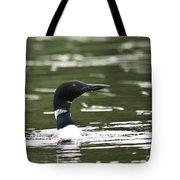 Proud Loon Tote Bag