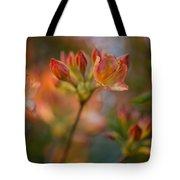 Proud Orange Blossoms Tote Bag