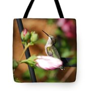 Proudful Little Hummingbird Tote Bag
