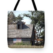 Proudly She Stands Tote Bag by Caryl J Bohn