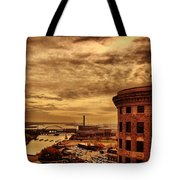 Providence Viewpoint Tote Bag