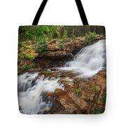 Provo River Falls Tote Bag