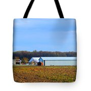 Preparing For The Sowing Season Tote Bag