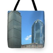 Prudential Building 2960 Tote Bag