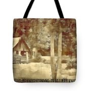 Psalm 119 125 Tote Bag