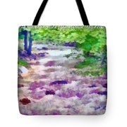 Psalm 119 136 Tote Bag