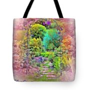 Psalm 119 59 Tote Bag