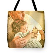 Psalm 22 30 Tote Bag