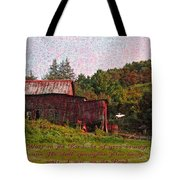 Psalm 27 14 Tote Bag