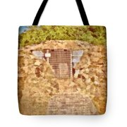 Psalm 61 3 Tote Bag
