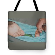 Psalm Four Eight Tote Bag