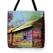 Psychadelic Shack Tote Bag