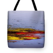 Psychedelic Algae  Tote Bag by Thomas Young