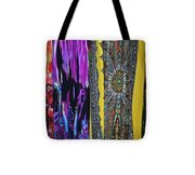 Psychedelic Dresses Tote Bag